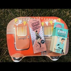 NWT benefit makeup bundle gimmie brow& pore magic